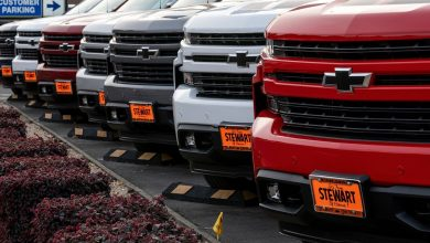 Some new GM trucks will pollute more thanks to microchip shortage