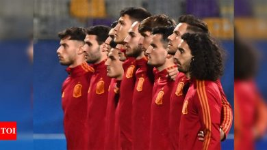 Spain World Cup qualifier against Kosovo overshadowed by diplomatic row | Football News - Times of India