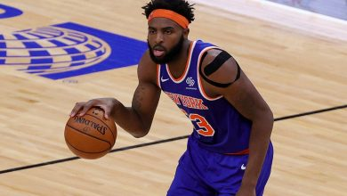 Sports agent alleges rival lured Mitchell Robinson away with $35K truck