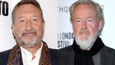 Steven Knight and Ridley Scott planning new WWII TV series