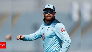 Sunil Gavaskar can message me, I'll speak to him about my will to do well in Tests: Jonny Bairstow | Cricket News - Times of India