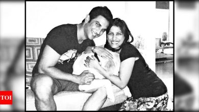 Sushant Singh Rajput's sister Priyanka joins 'say no to Bollywood' trend on Twitter; says 'I want my brother back' - Times of India