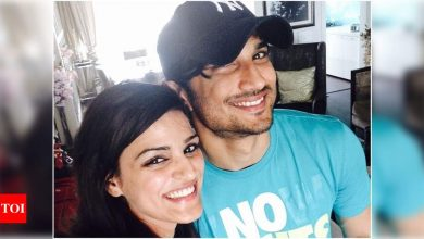 Sushant Singh Rajput's sister Shweta pens an emotional note: My mind says I haven't found closure - Times of India