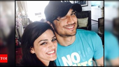 Sushant Singh Rajput's sister Shweta reacts to 'Chhichhore' winning a National Award; says 'I wish you were there to receive the award' - Times of India