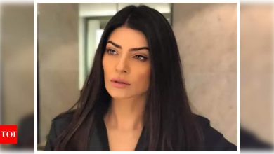 "Sushmita Sen shares a cryptic post on unhealthy relationship patterns, says ""I speak from experience"" - Times of India"