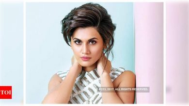 Taapsee Pannu opens up about shooting for five films amid the pandemic, says the day makers wanted to shoot, she was game - Times of India