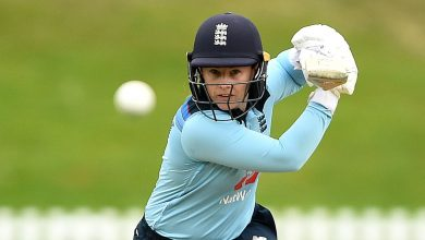 Tammy Beaumont achieves career-best No. 1 ranking among batters