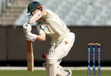 Tasmania edge ahead after Jarrod Freeman takes out Victoria's middle order