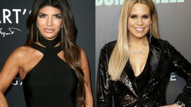 """RHONJ's Teresa Giudice Explains Why She Shared Evan Cheating Rumor And Reacts To Jackie Joking About The Claim As Jackie Suggests She's An """"Animal"""""""