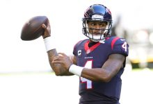 Texans have gotten Deshaun Watson calls from at least five teams