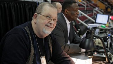 The late Joe Tait could have been NY sports radio legend