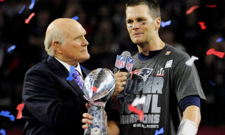 The unbelievable Tom Brady-Terry Bradshaw connection