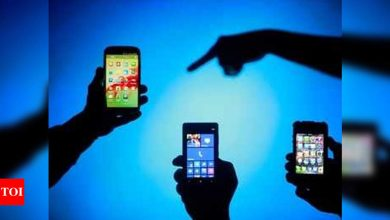 These are the most popular smartphone brands for online shoppers in India - Times of India
