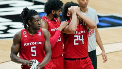 This was the cruelest of endings for Rutgers