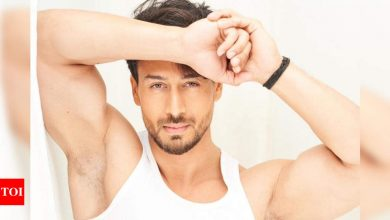 Tiger Shroff gets nostalgic as he starts prep for 'Heropanti 2' - Times of India