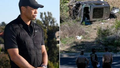 Tiger Woods told police responding to crash he couldn't recall driving