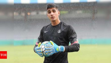 Time to show we can win against higher-ranked teams: Gurpreet Sandhu | Football News - Times of India