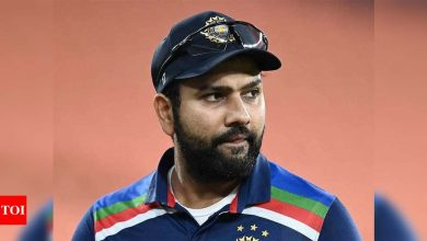 Too early to talk about batting line-up: Rohit Sharma | Cricket News - Times of India