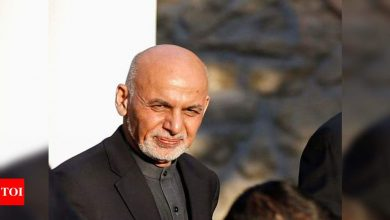 Trouble brewing in Afghanistan govt over cabinet reshuffles amid peace talks - Times of India
