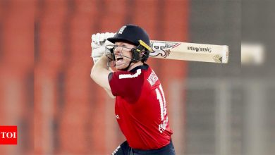 Trying to learn as much as we can in this series before the T20 World Cup, says Eoin Morgan | Cricket News - Times of India