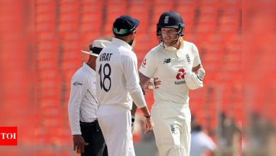 Two opponents having a word: Stokes on altercation with Siraj | Cricket News - Times of India