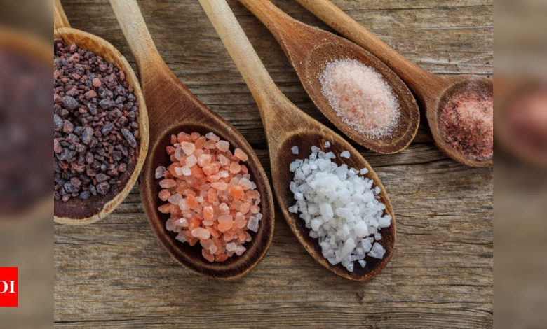Types of salts that nutritionist Rujuta Diwekar wants you to have daily - Times of India