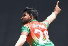 U-19 World Cup winner Shamim Hossain 53* trumps fit-again Ruhan Pretorius 90 as Bangladesh Emerging win