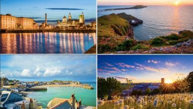 UK holidays: Swansea and Sheffield ranked as 'best value for money' staycations