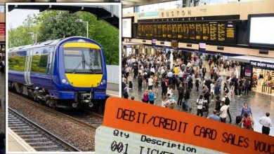 UK travel: Britons urged to plan UK breaks now as train bookings surge by 125 percent