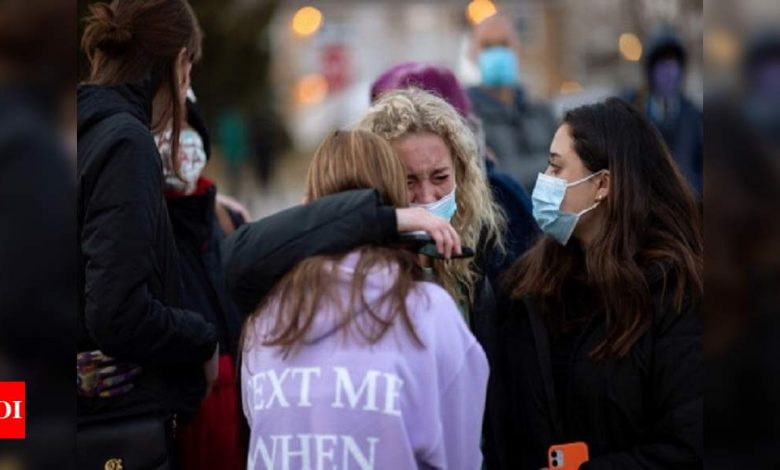 US sees 2nd mass shooting in a week - Times of India