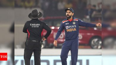 Umpire's call creating lot of confusion, if ball is hitting stumps it should be out, says Virat Kohli | Cricket News - Times of India