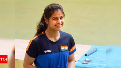 Vaccination of all stakeholders a must to make Tokyo Olympics safe and trustworthy: Manu Bhaker | More sports News - Times of India