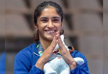 Vinesh Phogat:  Wrestler Vinesh Phogat reclaims No. 1 rank with gold in Rome | More sports News - Times of India