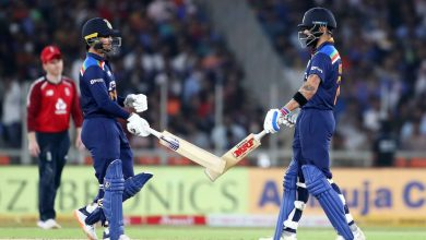 Virat Kohli: 'I tried to do what I can but Kishan took the game away completely'