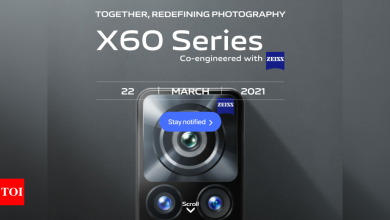 Vivo X60 series to launch globally on March 22: Expected price and specs - Times of India