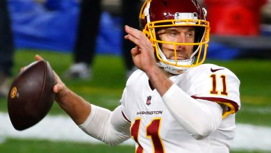 Washington to release Alex Smith days after revealing interview