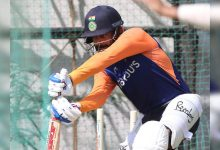 Watch: Indian team trains for final Test, top guns go full throttle at nets | Cricket News - Times of India