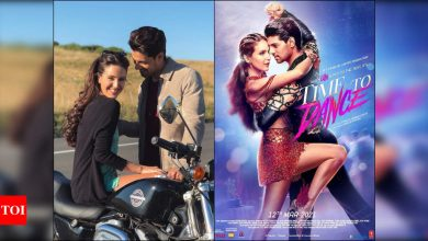 Watch: Sooraj Pancholi and Isabelle Kaif on their upcoming release 'Time To Dance' - Times of India