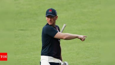We have a versatile side, says Eoin Morgan | Cricket News - Times of India