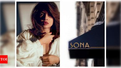 What's on the menu of Priyanka Chopra's new restaurant in New York - Times of India