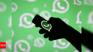 WhatsApp may soon allow users to change colors in the app - Times of India