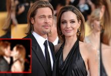 When Angelina Jolie & Brad Pitt Couldn't Keep Their Hands Off Each Other At SAG Awards Leading To A Passionate Kiss, Check Out Pic