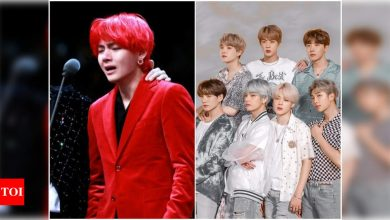 When BTS' Jin revealed they almost disbanded in 2018! - Times of India