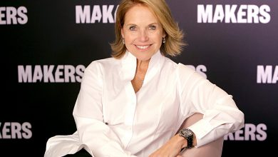 Why Katie Couric isn't hosting 'Jeopardy!'