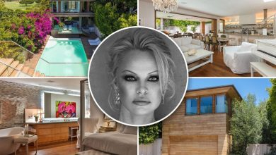 Why Pamela Anderson is selling her $14.9M Malibu home, moving to Canada