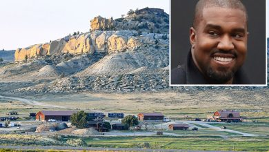 Wild West: Check out Kanye's4,524-acre Wyoming ranch amidst divorce