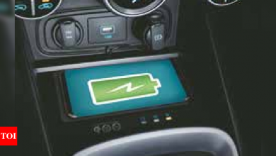 Wireless mobile charging in cars: 4 reasons you may give it a miss - Times of India