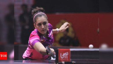World Singles Qualifiers: Manika, Sutirtha win, Sharath, Sathiyan bow out | More sports News - Times of India