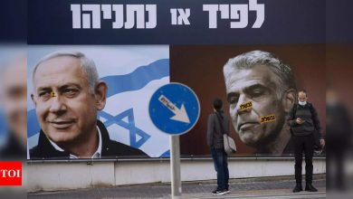 Yair Lapid: From former TV anchor to top Netanyahu challenger - Times of India