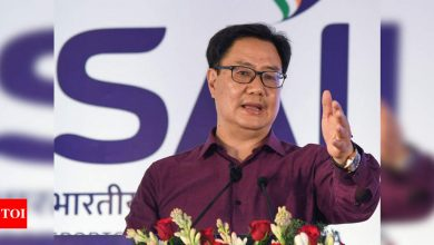 Yogasana included in Khelo India Youth Games 2021: Rijiju   More sports News - Times of India